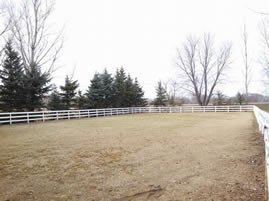 Lakeville horse property for sale