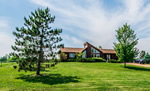 Chisago City horse and hobby farm for sale - sold